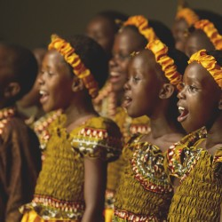 'The best voices in the world': Grammy-nominated African Children's Choir visits Portland school
