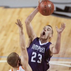 Bangor boys, Hampden girls relish EM titles