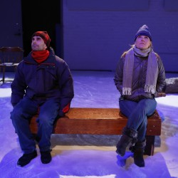 Former Aroostook County resident returns to perform hit play inspired by life in northern Maine