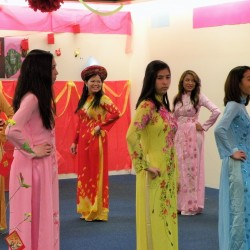 Vietnamese in Maine celebrate Lunar New Year with traditional festival