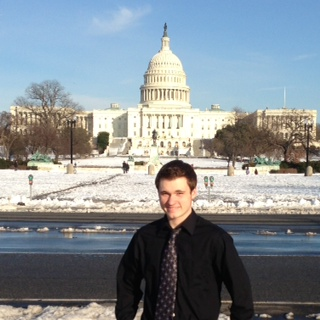 Lee Spahr, 17, of Orrington, recently attended the Congress of Future Medical Leaders in Washington, D.C.
