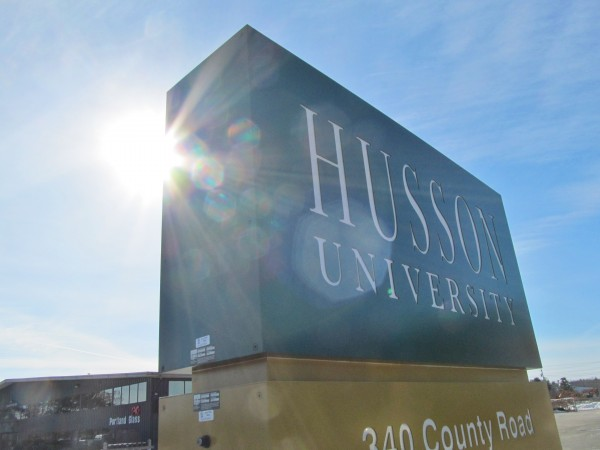 Husson University officially opened its first southern Maine campus Tuesday in Westbrook, where the school's new facility has room to accommodate 500 students.