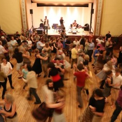 Contra dance and dinner to benefit the Rig's programs for teens