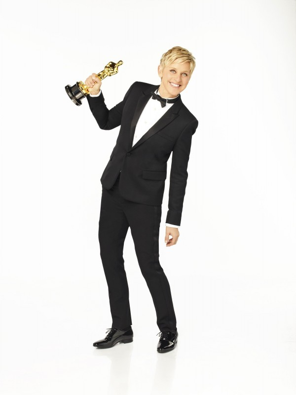 Ellen DeGeneres returns to host the Oscars for a second time. The Academy Awards for outstanding film achievements of 2013 will be presented on Sunday, March 2, 2014, at the Dolby Theatre at Hollywood & Highland Center and televised live on the ABC Television Network.