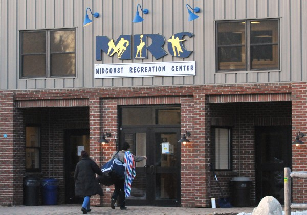 The Midcoast Recreation Center in Rockport.