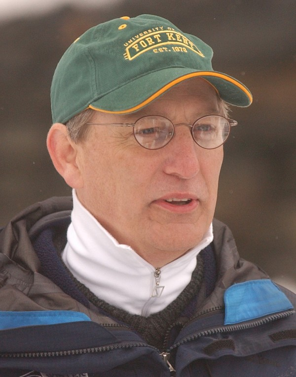 Andy Shepard is the president and CEO of the Maine Winter Sports Center.