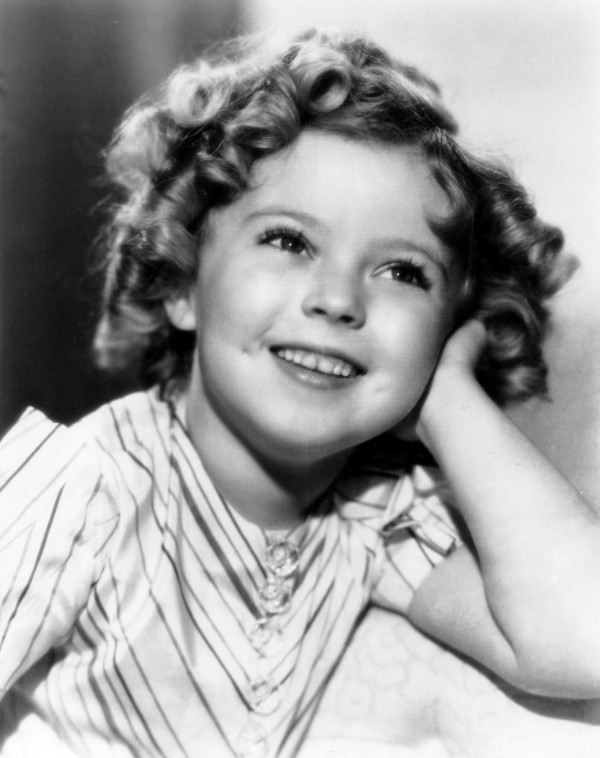 Shirley Temple Black, shown in 1935, went from being a child film star to a diplomatic career serving the United States in the United Nations and as an ambassador. She died on Feb. 10 at the age of 85.