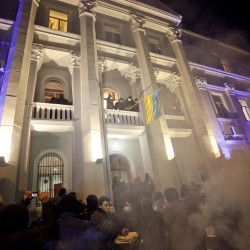Unrest in Ukraine never far from Cape Elizabeth exchange student's thoughts