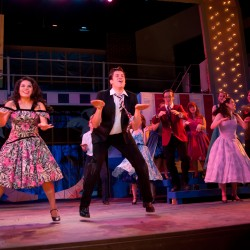 """Grease' is the word at UMaine"