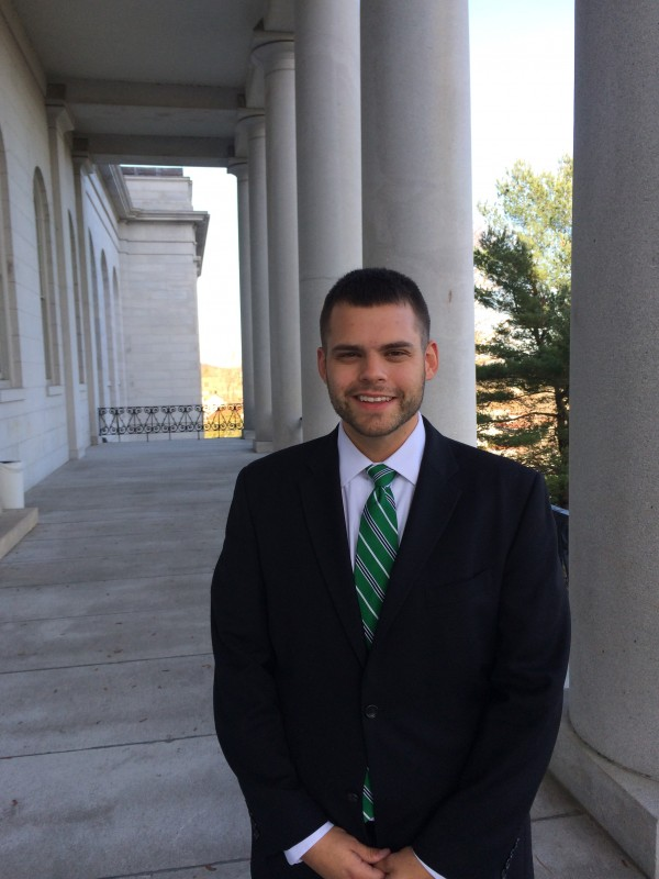 Alex Willette, R-Mapleton, is assistant Republican leader in the Maine House.