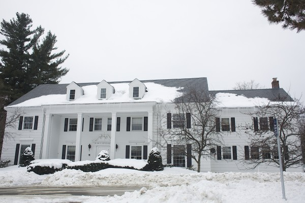 The Heritage House at the University of Maine in Orono is one of the buildings being looked at in a report presented to the University of Maine System finance committee that says the system needs to reduce the size of its building infrastructure by 1.4 million square feet or increase its student population size to stay on par with peer institutions.