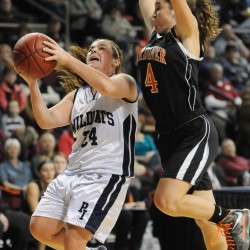 Presque Isle girls hold off Foxcroft for 64th straight win, earn spot in East Class B final