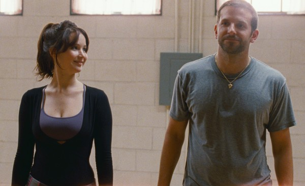 Jennifer Lawrence and Bradley Cooper star in &quotSilver Linings Playbook.&quot
