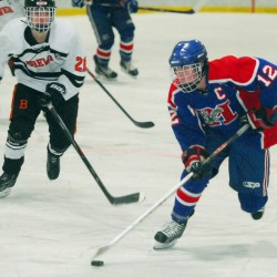 High school hockey teams to battle for playoff positions