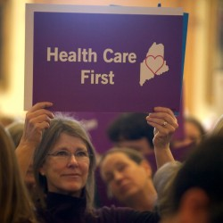 Denying Maine women health care coverage? Then don't expect their vote