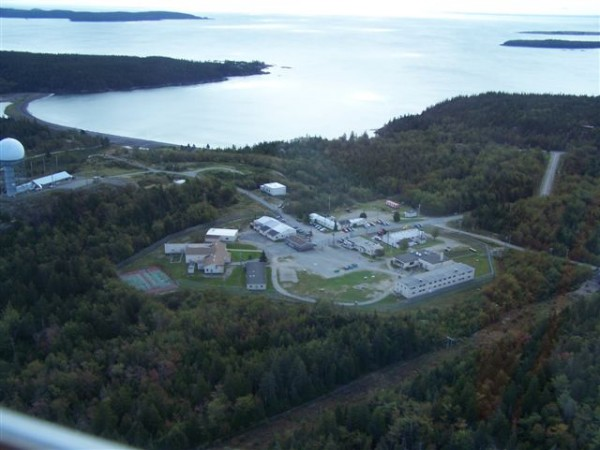 Downeast Correctional Facility in Machiasport.