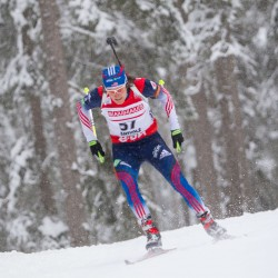 Work ethic, perseverance fuel Aroostook County native's quest for Olympic biathlon berth