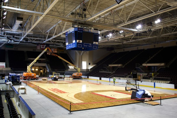 The renovated Cumberland County Civic Center is slated to open this weekend after a $33 million bond-funded makeover.
