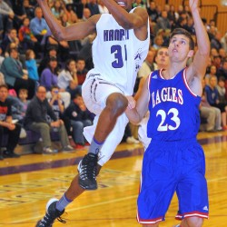 Penquis basketball star Bess exploring transfer to Hampden Academy