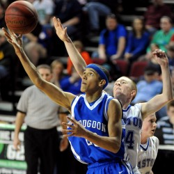 Auditorium's tourney finales among gold-ball battles in boys basketball on Saturday