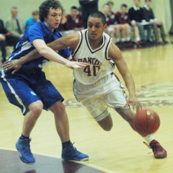 Junior center leads Bangor boys basketball team by Skowhegan