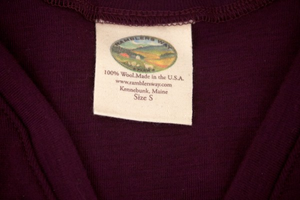 Tom Chappell, founder of Tom's of Maine, has a new textile venture called Rambler's Way Farm which offers a line of lightweight, 100% American made wool comfort wear.