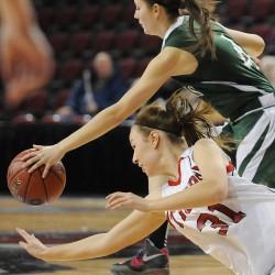 Crane's 11 points in 3rd quarter help Dexter girls basketball team beat Penobscot Valley