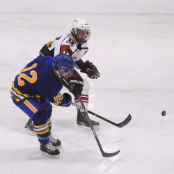 Ally Vanidestine gains rare roster spot on Bangor High hockey team
