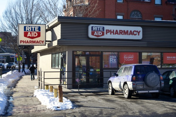 Developers plan to demolish the Rite Aid at 713 Congress St. in Portland and replace it with a larger one.