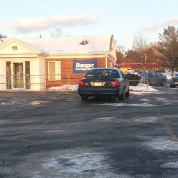 Ellsworth Key Bank robbed, police seeking suspect