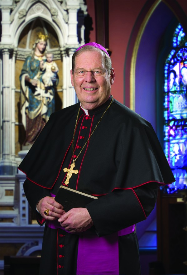 Bishop Robert Deeley