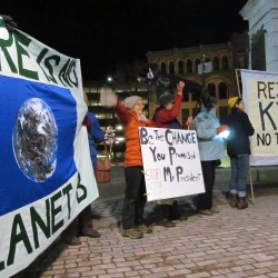 South Portland tar sands opponents fear pipeline project, cite health hazards