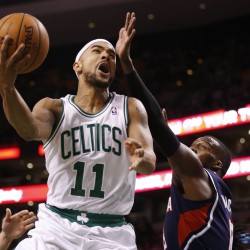 Rookie guard gives woeful 76ers victory over Celtics