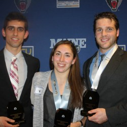 UMaine's Fogel, Stevens gain softball recognition