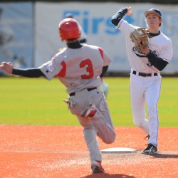 Auburn completes season-opening sweep of UMaine baseball team