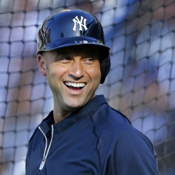 Yankees' Jeter begins on-field activities