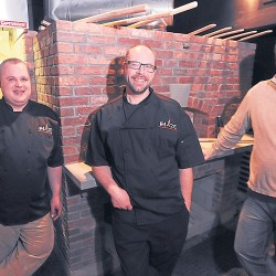 Lighting the fire at Blaze, Bangor's new downtown eatery