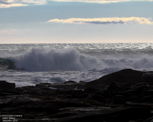 Breakers at Schoodic