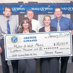 Organizers of Make-A-Wish event report on amount raised
