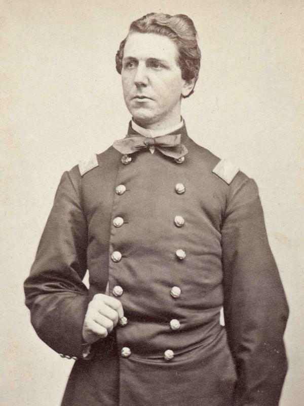 Col. Charles Tilden of Castine and the 16th Maine Infantry Regiment was captured at Gettysburg on July 1, 1863 and again at Reams Station, Va. on Aug. 19, 1864. Seeing an opportunity to escape, he did so twice — successfully.