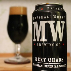 Marshall Wharf Brewing 7th year of Beer
