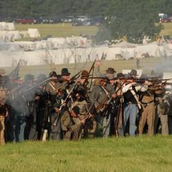 Three bold Confederate raiders walked into a Calais bank