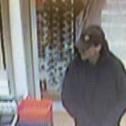 Waterville Little Caesars robbed, suspect at large