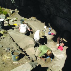 UMaine grad wins prestigious prizes for Andes Ice Age research