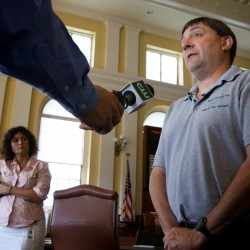 Troy Jackson has courage: That's what it will take to combat Washington's tea party extremism