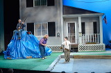 'One Blue Tarp' named best Maine play in prestigious competition