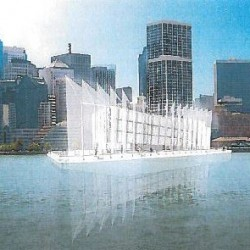 Report: Google barge in Portland Harbor will be floating showroom for new products