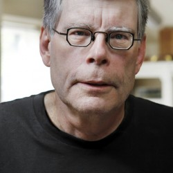 Did Stephen King's ancestor suffer 'death by canoe oar!'?