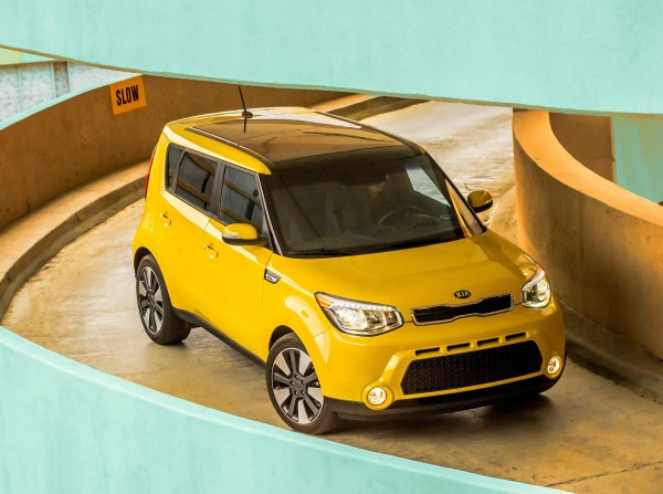 The 2014 Kia Soul has a slighly larger, reshaped body and upgraded interior from its predecessor.