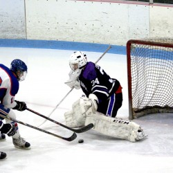 John Bapst hockey team advances to EM 'B' final against Messalonskee